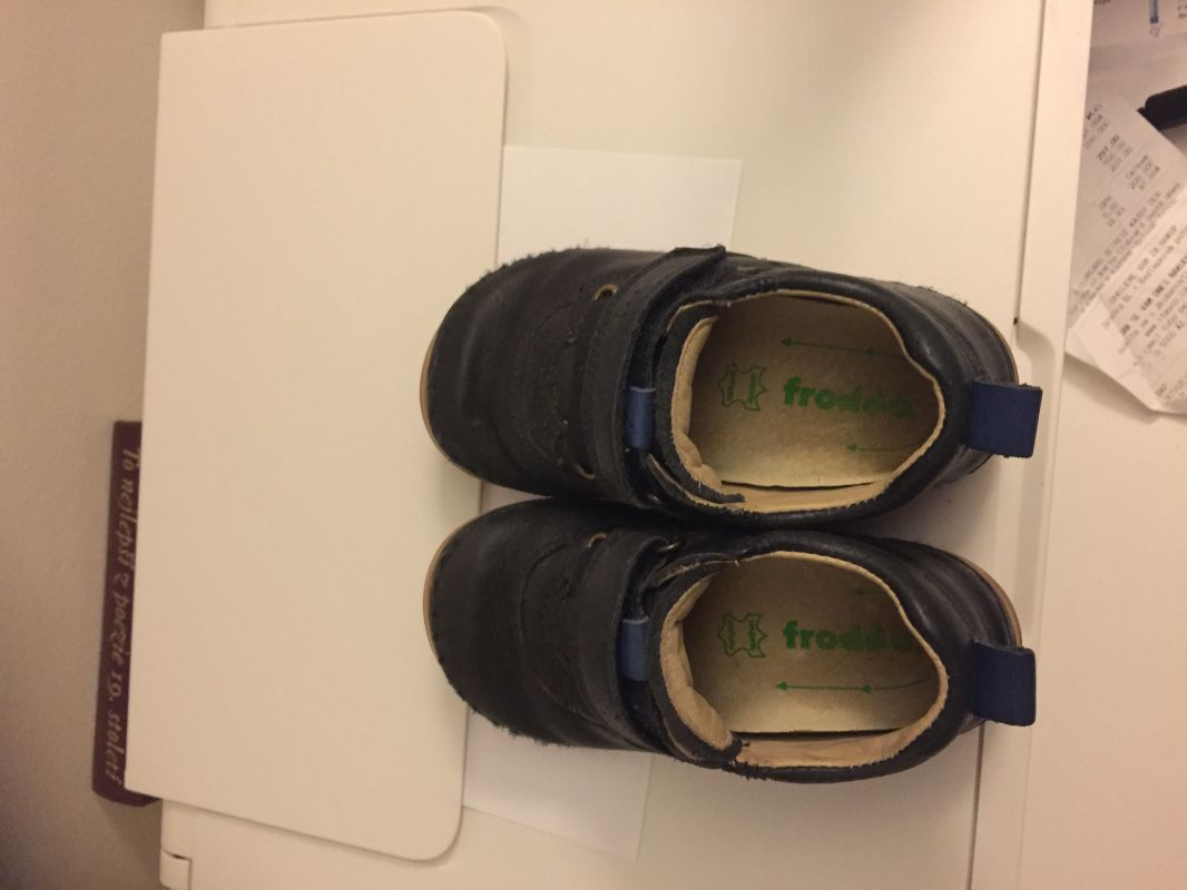 barefootové polobotky Froddo