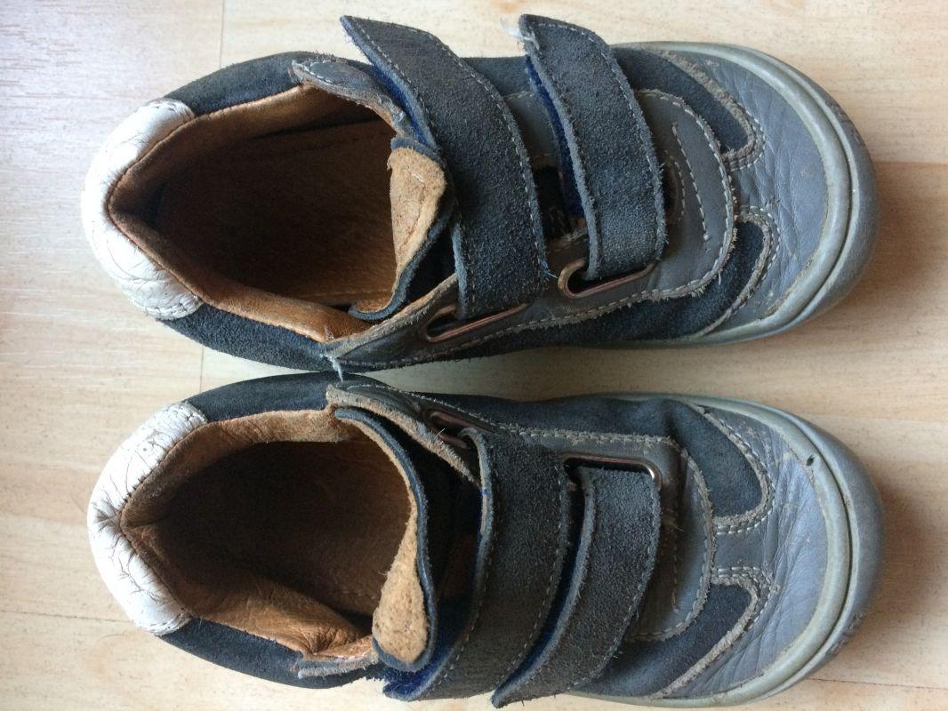 Boty Filii Leguan modré vel.25