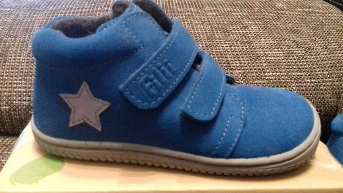 Chlapecké boty Filii vel. 26 nové, doporučená pošta zdarma !