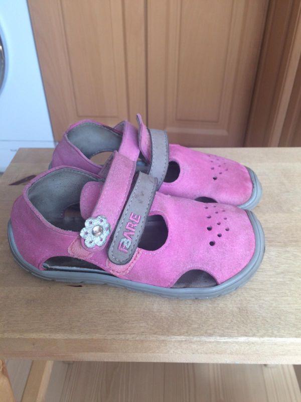 Dětské Barefoot boty, vel 27