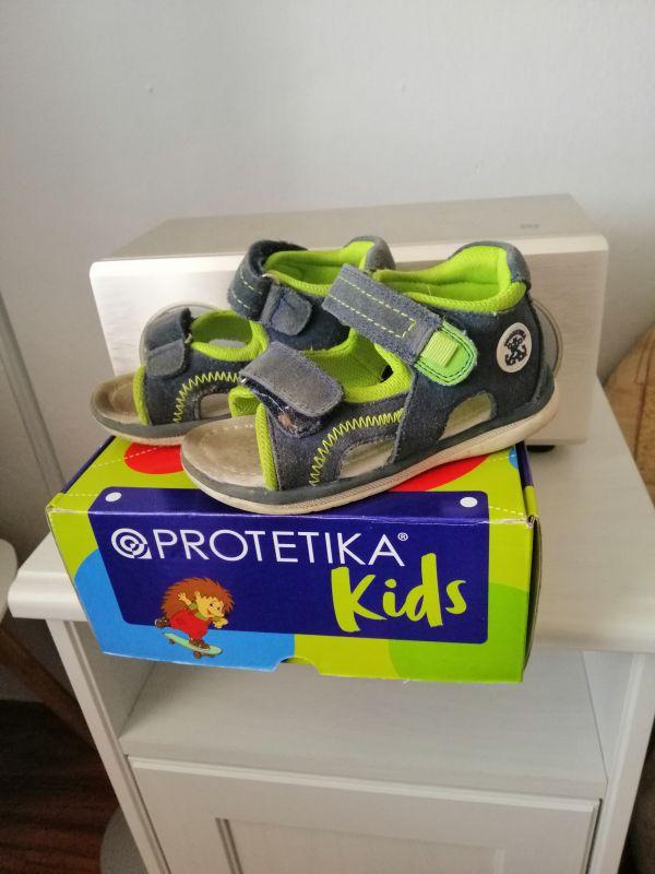 Dětské letní boty Protetika