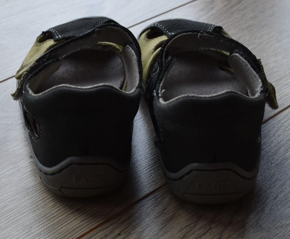 Fare Bare sandálky