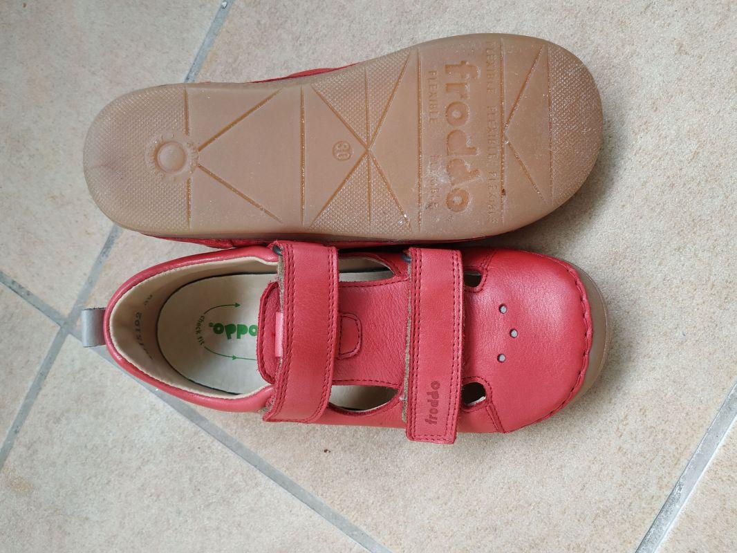 Froddo sandály Red