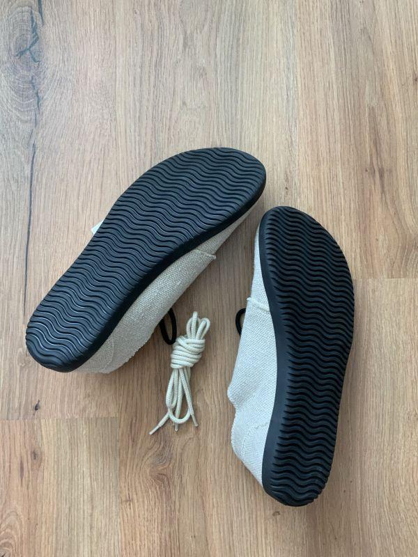 Nové Ahinsa konopné barefoot 42