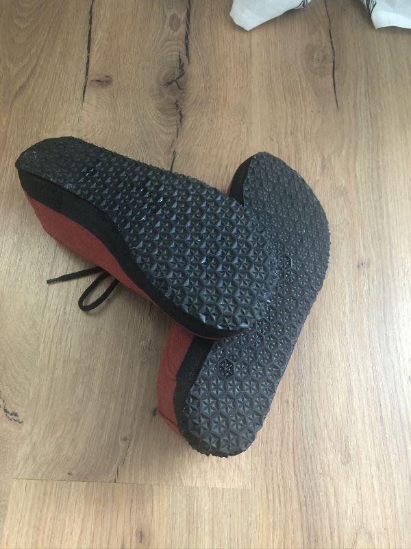 Nové barefoot boty Ahinsa vel. 41 (26 x 10 cm)