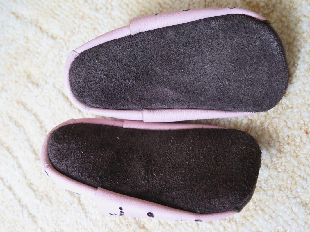 Prodám nové nevyzkoušené capáčky/bačkory/bačkůrky/boty zn. Dadoos