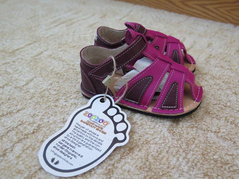Prodám nové sandále sandálky Zeazoo Gobi Dark Pink W