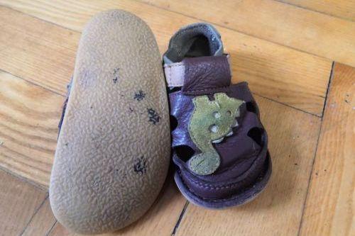 Barefoot sandálky Tikki vel.22