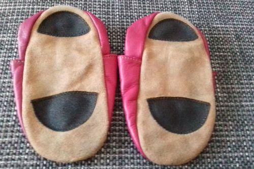 Capáčky Fiorino vel.27 + Soxo ponožko papuče vel.27/28, pošta v ceně !