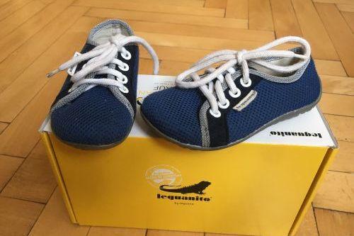 Dětské boty Leguano