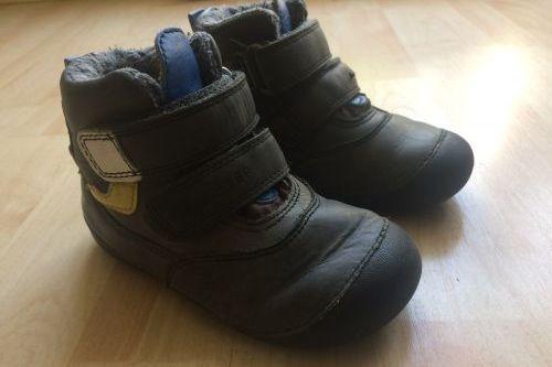 Dětské zimní boty DD step vel.24