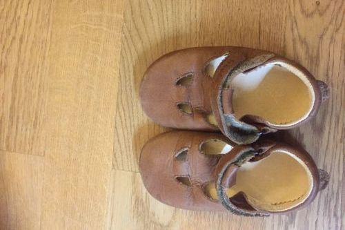 Dívčí barefootové sandálky Froddo Prewalkers 22