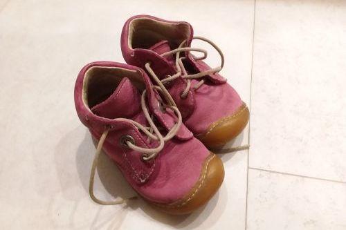 Kožené celoroční boty Pepino Ricosta Cory, vel. 19