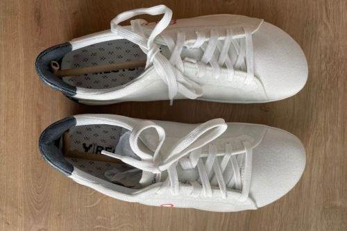 Nové barefoot tenisky Vivobarefoot Court Eco 40