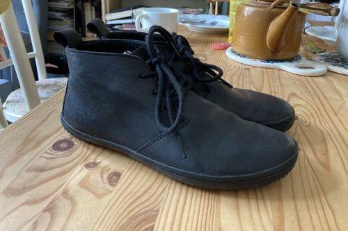Vibobarefoot Gobi leather Black vel.37