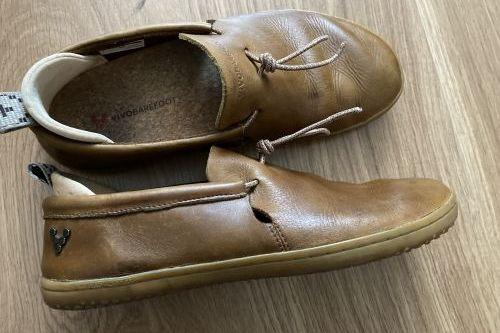 Vivobarefoot Elina L leather