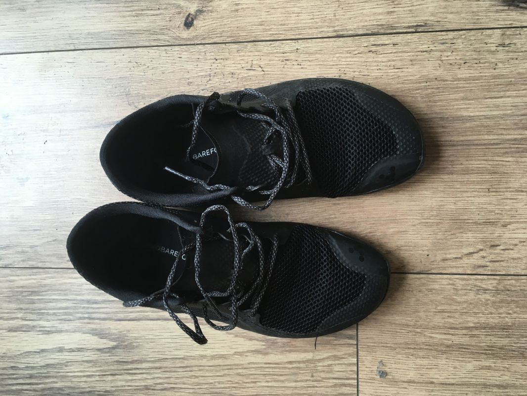 Vivobarefoot Primus Lite L All Black